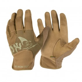All Round Tactical Fit Gloves coyote / adaptive green Helikon tex