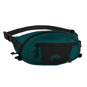 Bandicoot Waist Pack emerald green black Helikon Tex