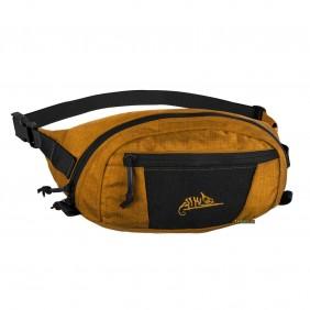 Bandicoot Waist Pack Yellow curry black