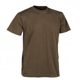T-shirt MUD BROWN helikon tex