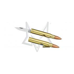 Fox 202 Keychain knife Bullet 30-06