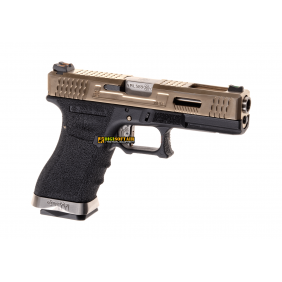 WE G18 Custom G FORCE series black / gold 22287