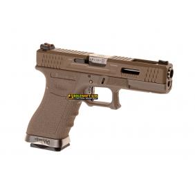 WE G18 Custom G FORCE series desert / gold 22287