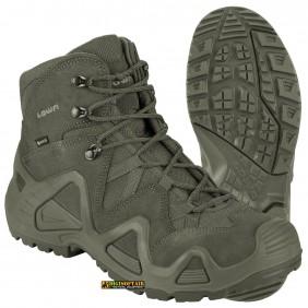 Lowa Zephyr Mid Gtx Ranger Green Boots