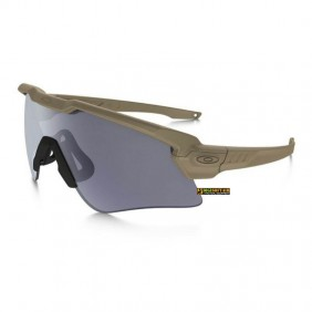 Oakley SI BALLISTIC M FRAME ALPHA ARRAY Tan gray lens