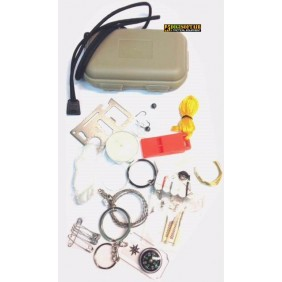 OPENLAND WATERPROOF SURVIVAL KIT
