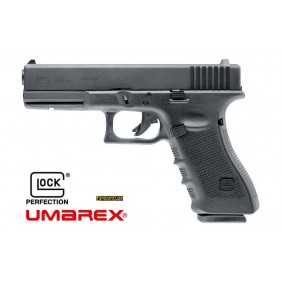 Glock 17 Gen4 Co2 4.5mm Blowback Umarex 380250