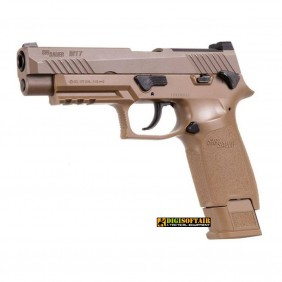Sig Sauer M17 Coyote brown Co2 Cal 4,5 380271