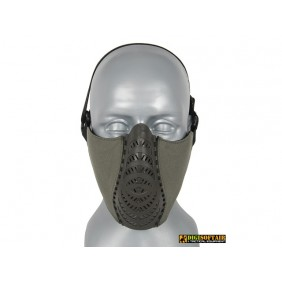 Half Face mask Olive FMA