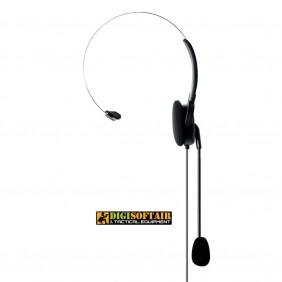 Midland microphone headset MA35L C652.02