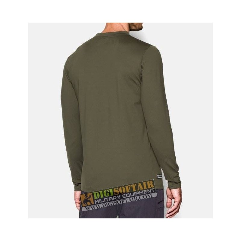 Under armour ColdGear Infrared Tactical Fitted Crew marine OD