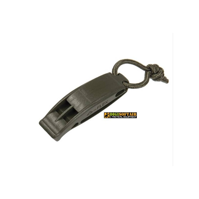 Signaling Whistle Tactical Molle OD