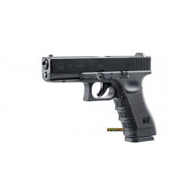 Glock 17 Co2 4.5mm Pellet and bb Blowback Umarex 380248