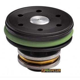 FPS CNC POM double o-ring ball bearing AEG Piston Head (TPPD)
