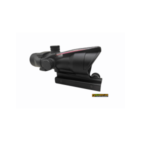 Dragonfly acog 4x32 with red optical fiber