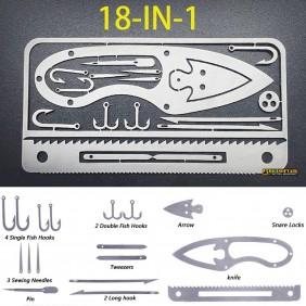Ram pocket Kit Survival R60608