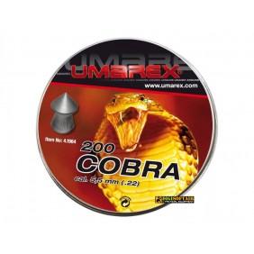 copy of Umarex Cobra pellets cal 4.5mm 0.56gr
