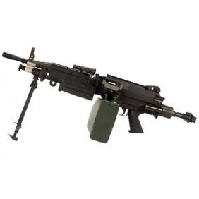 MINIMI M249 PARA' A&K  mitragliatrice leggera elettrica per softair