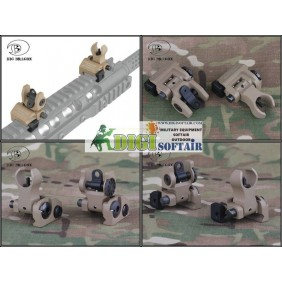Troy Style BattleSight Set TAN BIG DRAGON