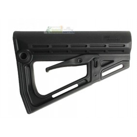 TS1 M16/AR15/M4 Tactical Stock black IMI DEFENSE