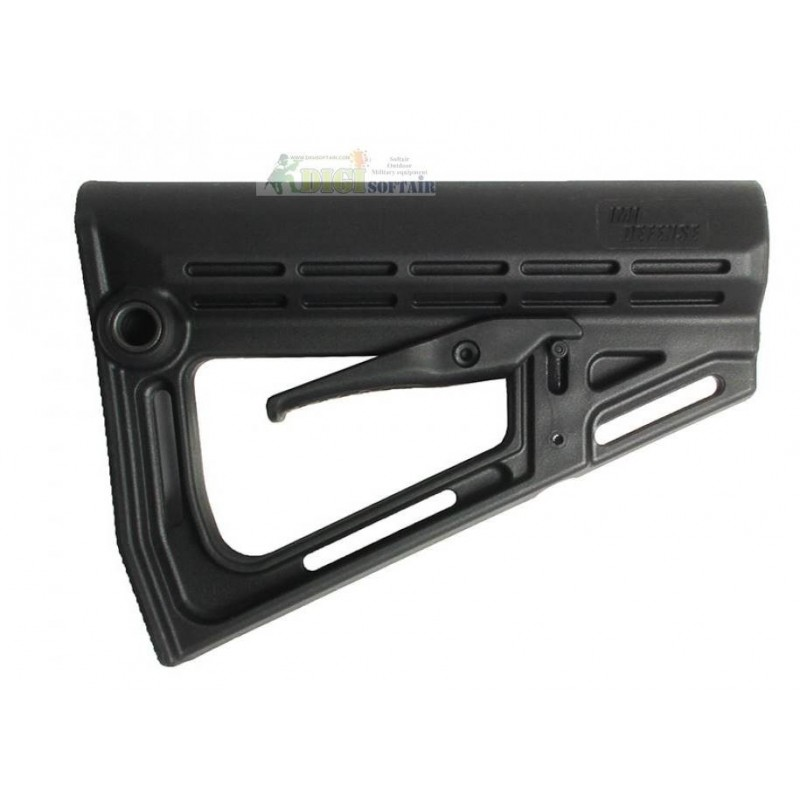 TS1 M16/AR15/M4 Tactical Stock black IMI DEFENSE