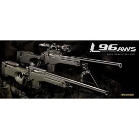 copy of Tokyo Marui L96 AWS Sniper Rifle OD