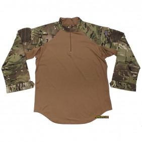 Original British Combat Shirt Hot Weather UBAC MTP