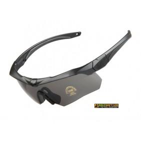 Openland ballistic glasses kit 3 lenses v.2 OPT-UM003