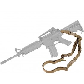 OPENLAND GUN SLING 1 POINT COYOTE TAN