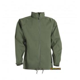 Openland Waterproof Jacket Green OD OPT-3585 02