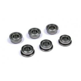 Modify boccole cuscinettate 7mm in acciaio