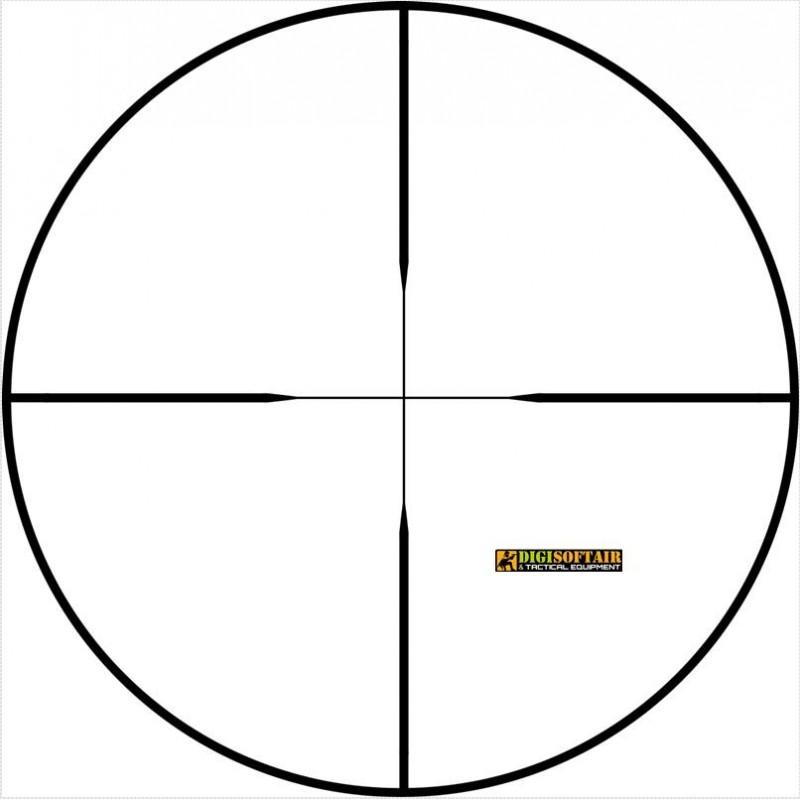 copy of Konuspro 1.5-5x32 Riflescope Konus 7249