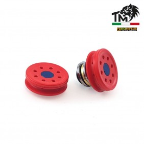 Top Max RED POWER piston head with radial holes TPRPWMM-D