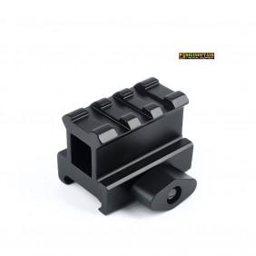 Metal Riser slide 20mm 3 slots ME9007