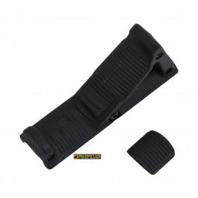 MP black angled handle for MP3009-B weaver rails