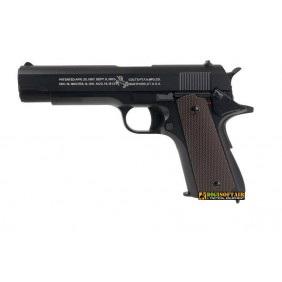 Colt 1911 Electric pistol with lipo and mosfet 180773