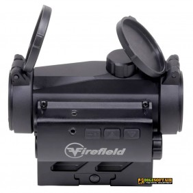 Firefield Impulse 1x22 Compact Red Dot Sight w/Red Laser F26029