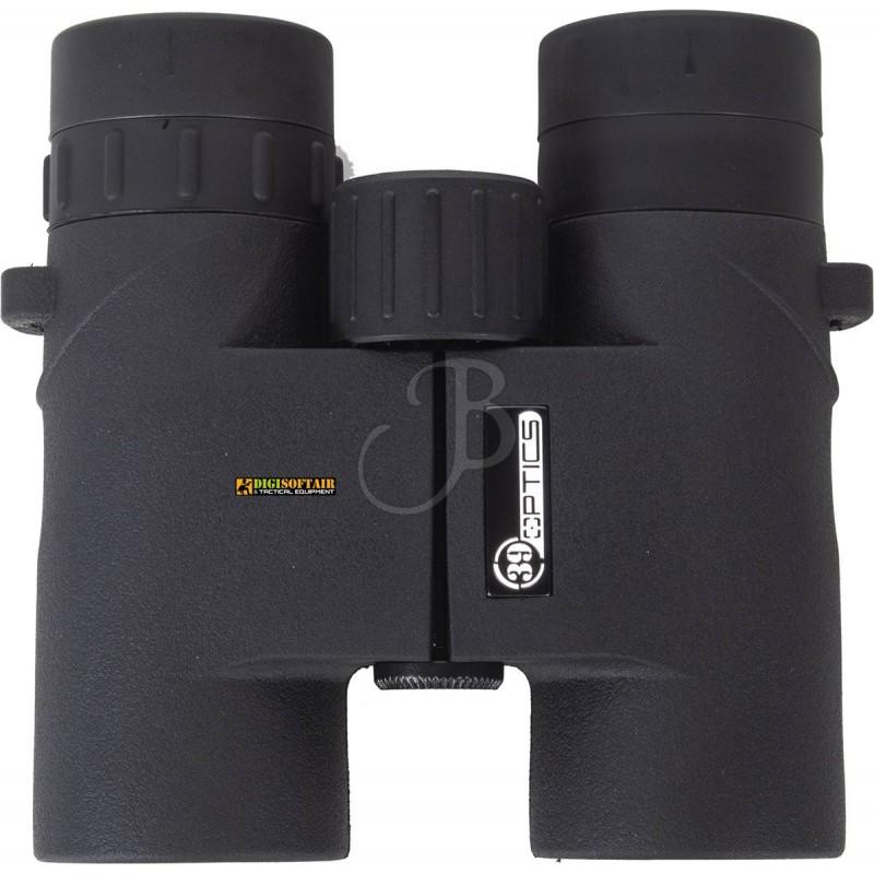 39Optics Rubberized and waterproof 8x32 binoculars 421815