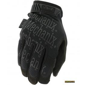 Mechanix Black Gloves Original Covert