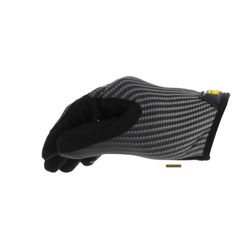Mechanix Original Carbon Black Edition Gloves