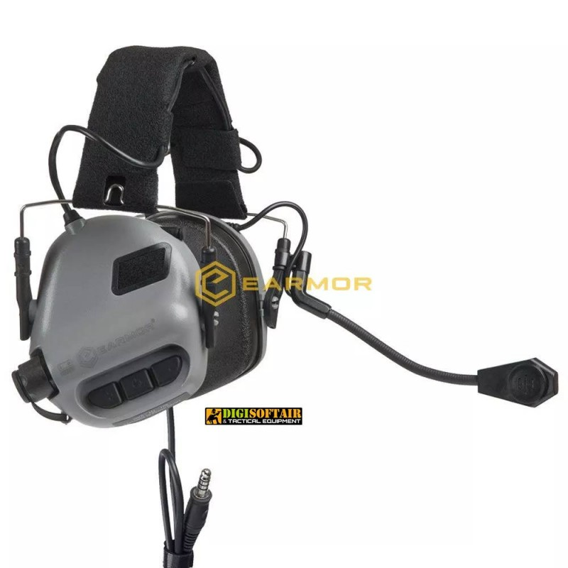 copy of OPSMEN Tactical Earmor M32 Electronic Headphones