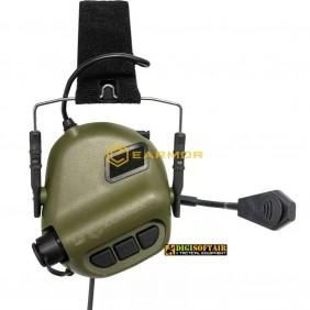 EARMOR - M32 Tactical MOD3 Foliage Green 25263