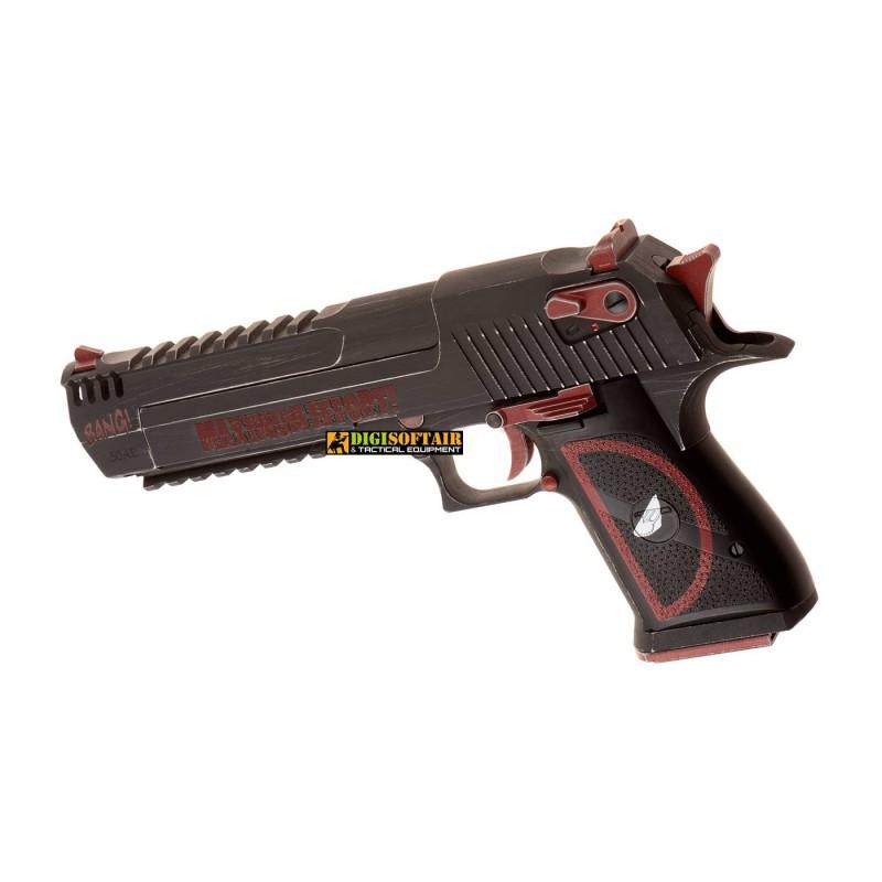copy of DP17 Force Custom Metal Version GBB Ascend Socom Gear