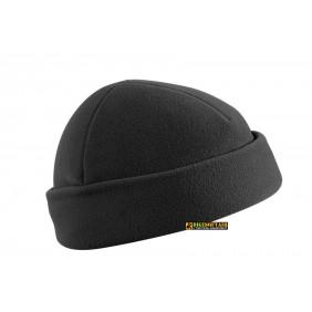 Helikon Watch Cap black cappello in pile