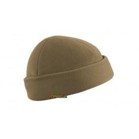 Helikon Watch Cap coyote brown cappello in pile