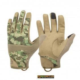 Range Tactical Gloves Pencott WildWood / coyote Helikon tex