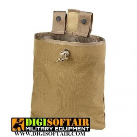 OPENLAND DUMP POUCH COYOTE TAN