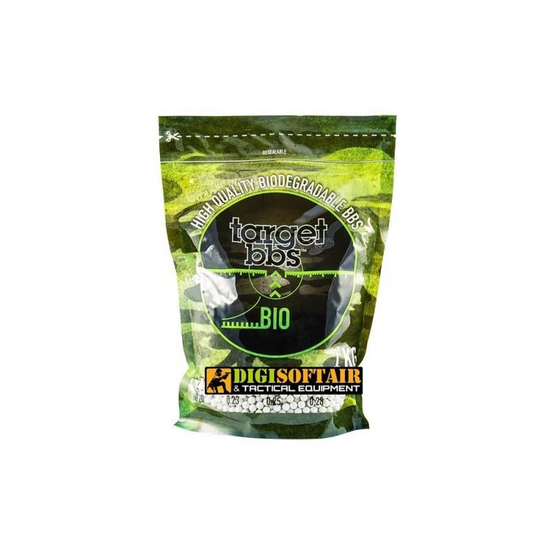 Target 0,30g bbs biodegradable 1kg white