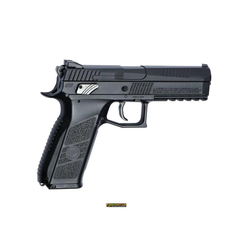 ASG Black CZ P09 Co2 Air Pistol 4.5mm IAA115