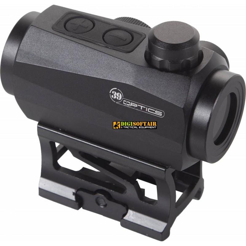 39Optics Red Dot 1X21 Tactical Waterproof 393507